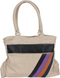 Saffron Craft Shoulder Bag (Beige)