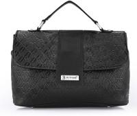 Be Trendy Hand-held Bag(Black)