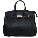 Peaubella Hand-held Bag (Black)