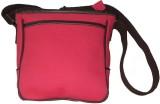 Needlecrest Messenger Bag (Pink)