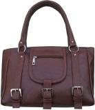 Alifs Hand-held Bag (Brown)
