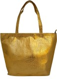 Fashion Knockout Hand-held Bag (Gold)
