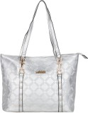 Calvino Messenger Bag (Silver)
