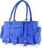 Alia Hand-held Bag (Blue)