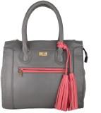 Yelloe Hand-held Bag (Grey)