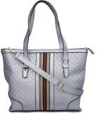 Legal Bribe Shoulder Bag (Silver)