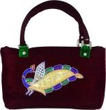 Arisha Kreation Co Hand-held Bag (Maroon...