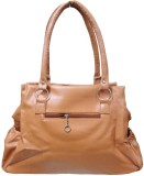 Creation Hand-held Bag (Tan)
