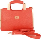 Sarah Hand-held Bag (Orange)