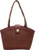 Shop & Shoppee Shoulder Bag (Brown, Brow...