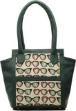 Bagsy Malone Shoulder Bag (Green)