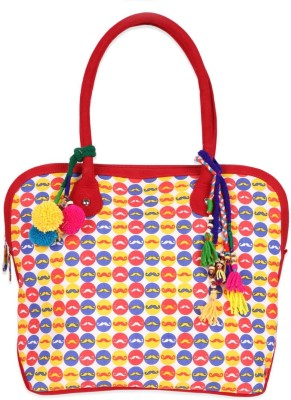 Jaipurse Hand-held Bag(Multicolor)