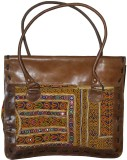 Lal Haveli Shoulder Bag (Yellow)