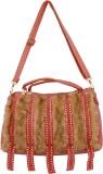 Cheery Hand-held Bag (Brown)