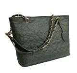 Gripp Shoulder Bag (Green)