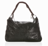 Calvino Shoulder Bag (Black)