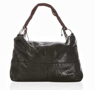 Calvino Shoulder Bag(Black)