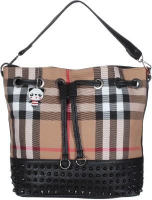 Panda Hand-held Bag