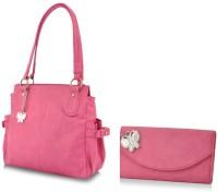 BUTTERFLIES Hand-held Bag(Pink)