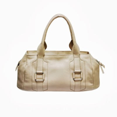 Jeane Sophie Hand-held Bag(Beige 40)