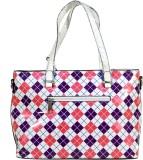 Prezia Hand-held Bag (Pink)