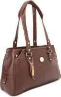 Spice Art Hand-held Bag(Brown)