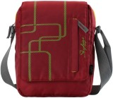 Sk Bags Messenger Bag (Red)
