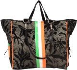 Harp Messenger Bag (Khaki, Black, Green)