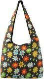 Anekaant Shoulder Bag (Black)