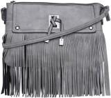 Fur Jaden Sling Bag (Grey)