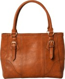 Ayeshu Hand-held Bag (Tan)