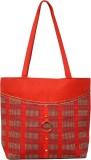 Roshiaaz Hand-held Bag (Red)