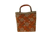 Kmu Traders Hand-held Bag (Orange)