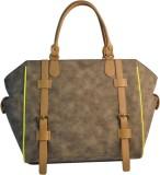 Zaera Shoulder Bag (Brown)