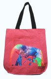 Indian Colours Tote (Pink)