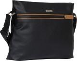 Bern Messenger Bag (Black)