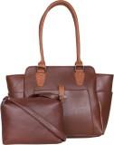 Adisa Shoulder Bag (Tan)