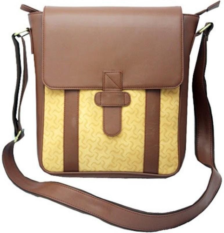 Nappastore Messenger Bag(Tan)