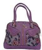 Zaken Hand-held Bag (Purple)