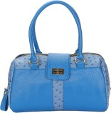 Rocia Hand-held Bag (Blue)