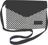Saavi International Shoulder Bag (Black,...