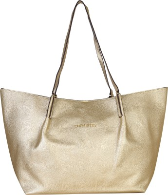 Chemistry Tote(Gold)