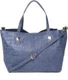 Parfois Hand-held Bag (Blue)