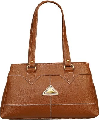 Meridian Shoulder Bag(Tan)