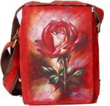 Varunkalart Sling Bag (Red)
