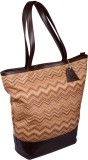 Uni Carress Shoulder Bag (Brown, Beige, ...