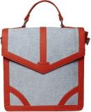 Borsavela Messenger Bag (Orange)
