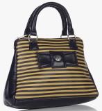 Peperone Shoulder Bag (Yellow, Black)
