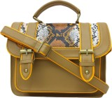 Zaera Satchel (Brown)