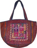 Lal Haveli Satchel (Red)